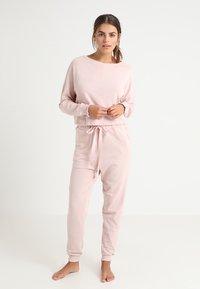 Anna Field - SET - Pyjama set - pink - 0