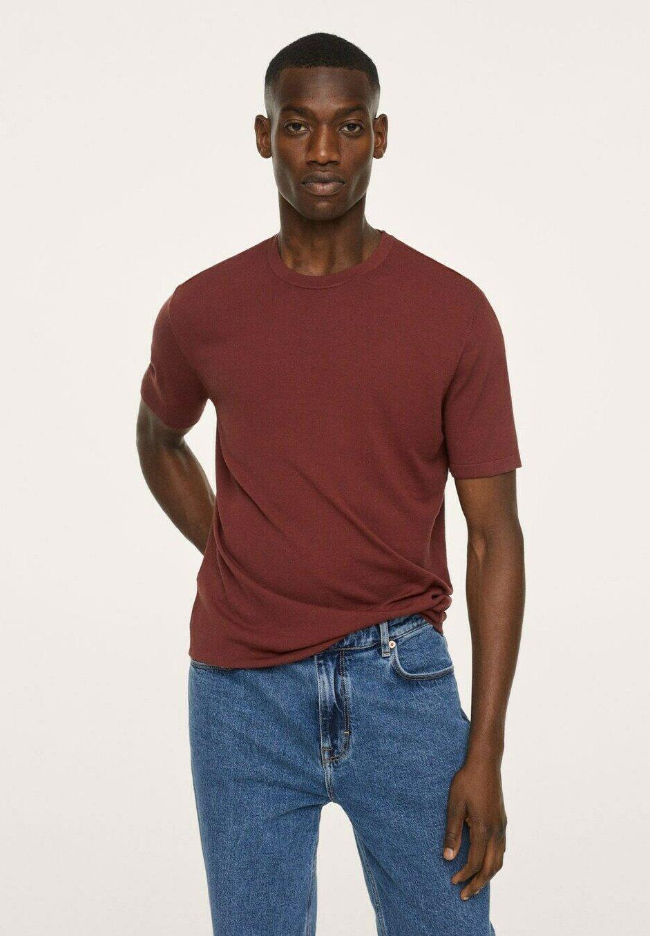 Homme FLIESSENDES THERMOREGULIERENDES  - T-shirt basique