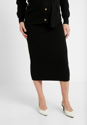 SKIRTS - Pencil skirt - black