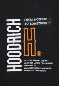 Hoodrich - Hoodie - black/golden poppy - 2