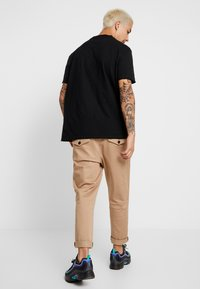 AllSaints - MATEO  CREW - Basic T-shirt - black - 2