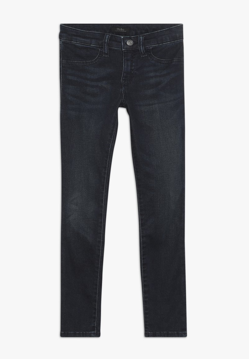 Polo Ralph Lauren - AUBRIE LEGGI BOTTOMS - Jeans Skinny Fit - blue