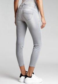 Gang - NELE - Jeans Skinny Fit - grey genoa - 4