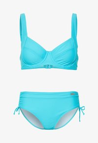 WIRE ANNELIE - Bikini - turquoise