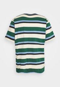 Mennace - CLUB HORIZONTAL STRIPE UNISEX - Print T-shirt - multi - 6