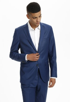 Suit jacket - estate blue