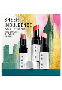 Bobbi Brown - SHEER INDULGENCE EXTRA LIP TINT TRIO - Lippen-Make-up-Palette - bare nude/ bare pink/ bare poppy - 1