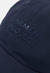 GARMENT PROJECT - LOGO CAP - Lippalakki - navy - 4