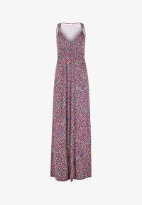 LASCANA - Maxi dress - beere-bedruckt - 5