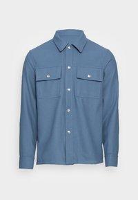 sandro - OVERSHIRT - Shirt - gris bleuté - 0