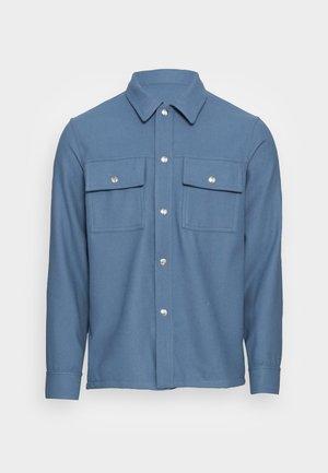 OVERSHIRT - Shirt - gris bleuté