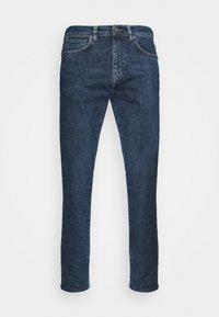 Edwin - TAPERED - Straight leg jeans - blue denim - 3