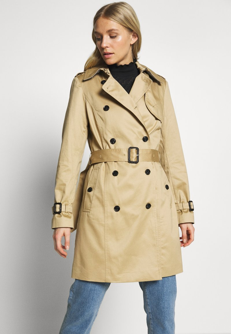Esprit Collection - CLASSIC TRENCH - Trenčkot - beige