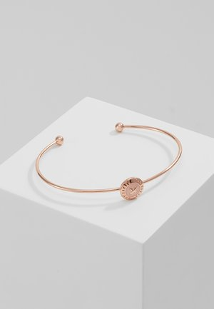 ELVAS MINI BUTTON ULTRAFINE CUFF - Rannekoru - rosegold-coloured/baby pink