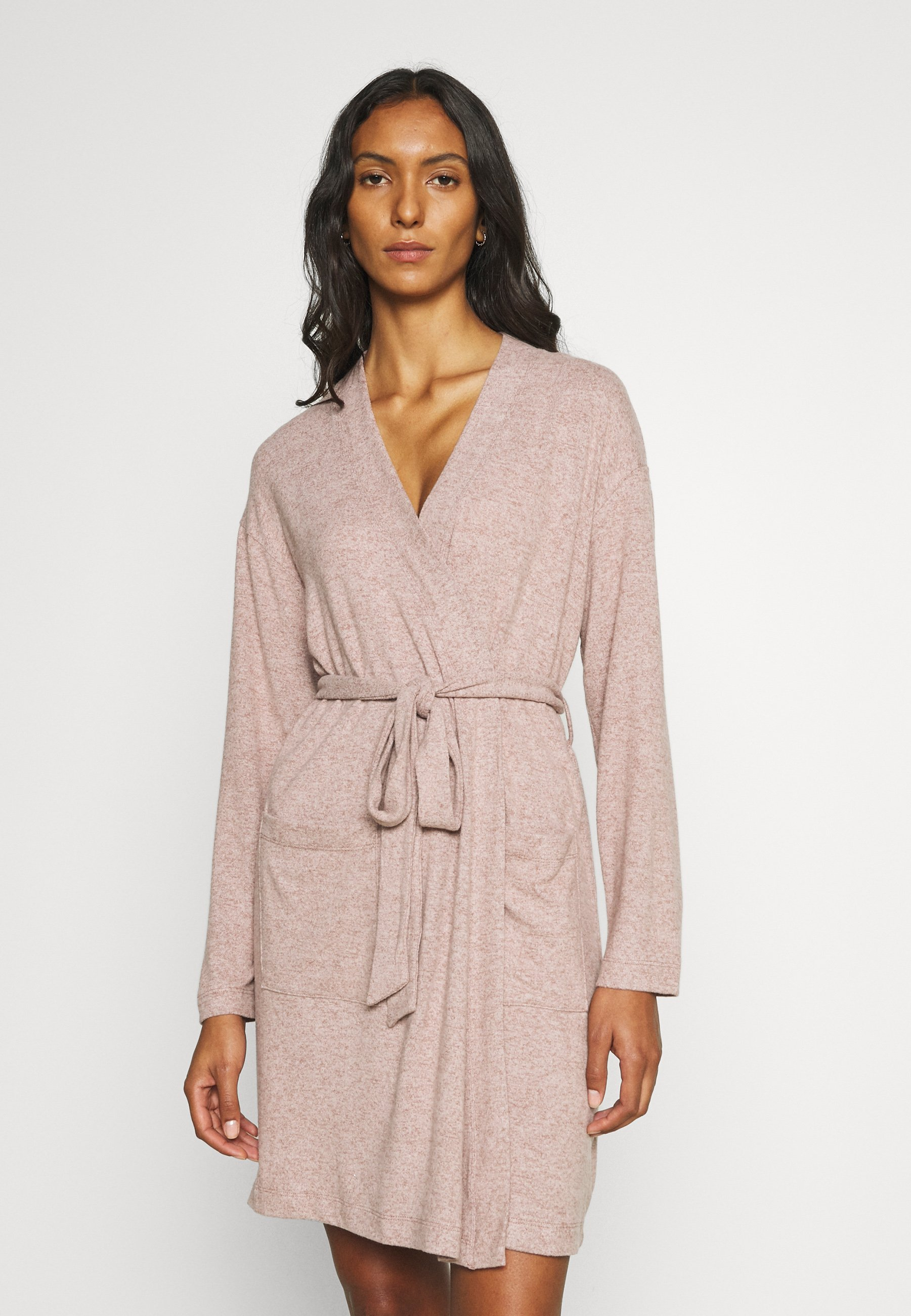 Women PLUSH ROBE - Dressing gown