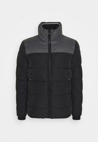Calvin Klein - OPTIC MIX JACKET - Winter jacket - grey - 4