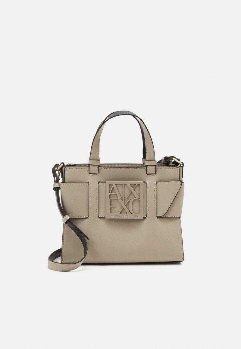 Armani Exchange - BAG - Handbag - cachemire