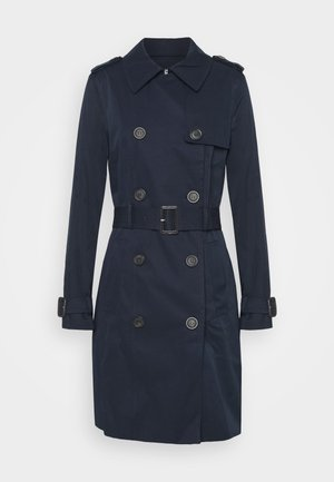 ESSENTIAL  - Trenchcoat - dark blue