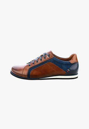 MATERA - Šněrovací boty - brown