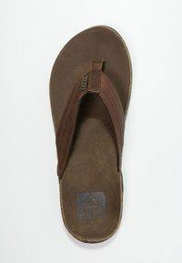 Reef - J-BAY - Sandály s odděleným palcem - camel - 1