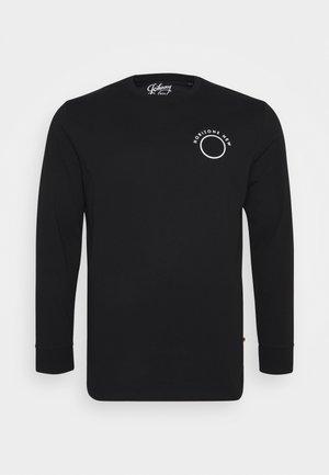 HORIZONS NEW - Long sleeved top - black
