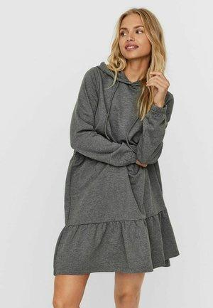Vestito di maglina - medium grey melange