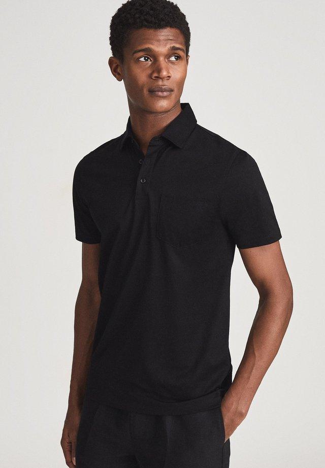 ELLIOT - Poloshirt - black
