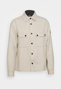 Summer jacket - bleached stone