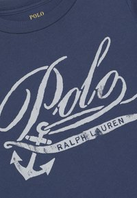 Polo Ralph Lauren - Print T-shirt - federal blue - 3