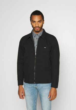 HAIGHT HARRINGTON JACKET - Chaqueta fina - mineral black