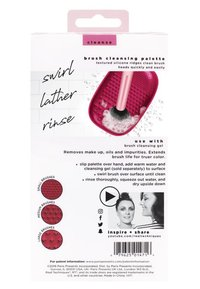 Real Techniques - BRUSH CLEANSING PALETTE - Accessori skincare - - - 3