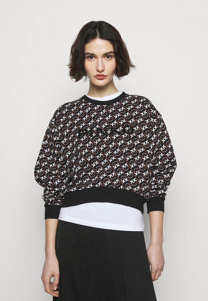 Pinko - BERSERK - Sweatshirt - black