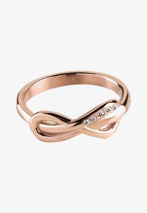 ETERNAL LOVE - Anello - rose goldenfarbe