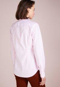 Polo Ralph Lauren - OXFORD SLIM FIT - Skjorte - deco pink - 2
