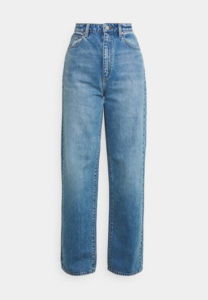 CARRIE  - Relaxed fit jeans - blue denim