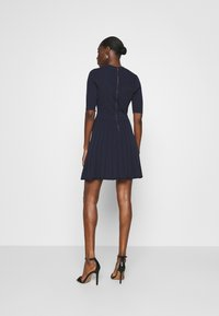 Ted Baker - OLIVINN - Jumper dress - navy - 2