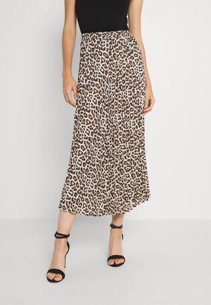 ONLALMA LIFE SKIRT  - Maxi skirt - pumice stone