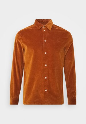 FELIX UROY - Shirt - rusty brown