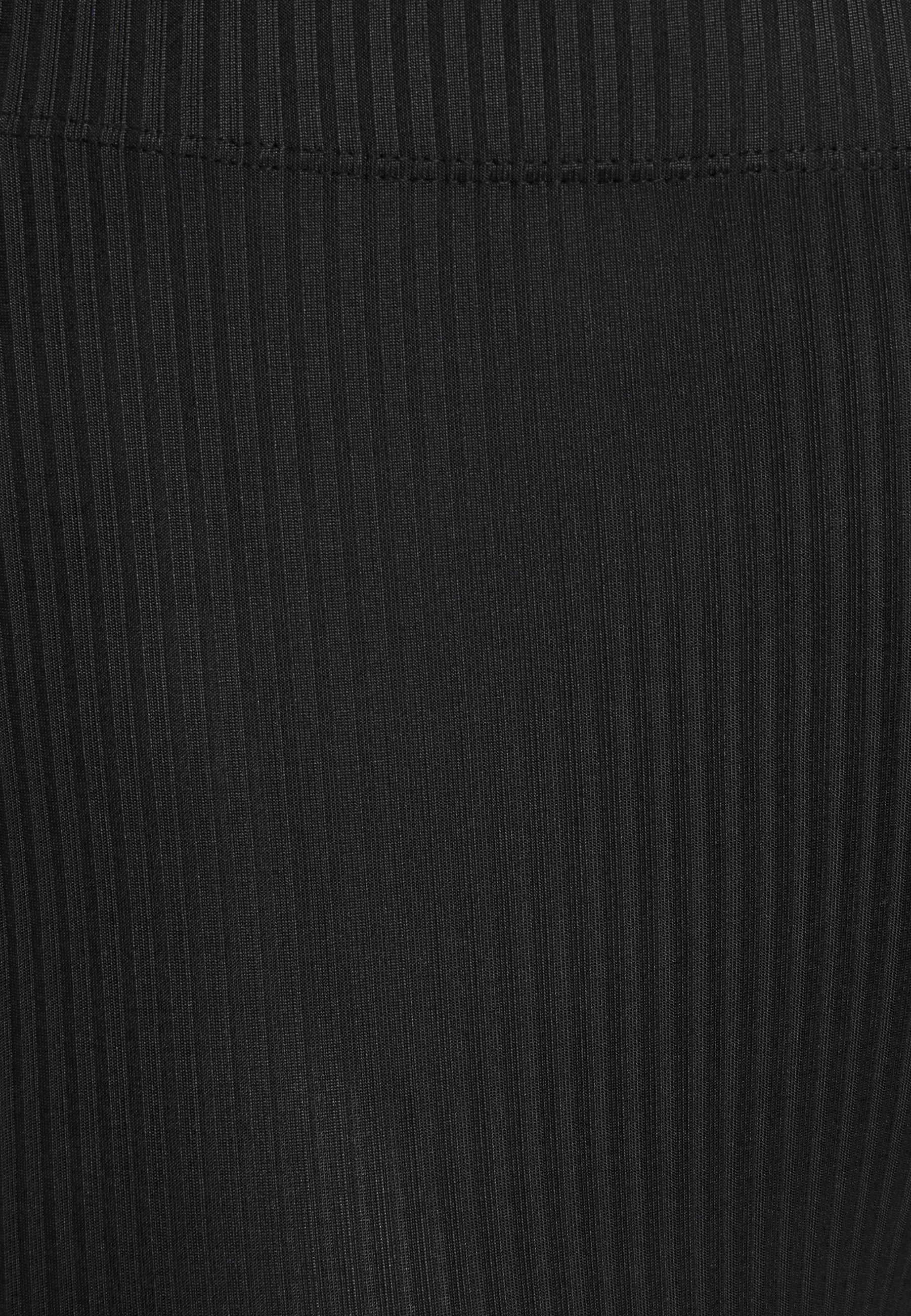 Damen PCTOPPY FLARED PANT - Stoffhose