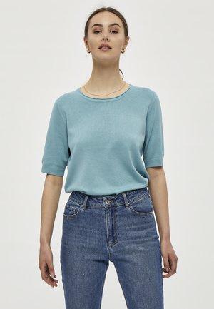 TANA  - Camiseta básica - stillwater blue