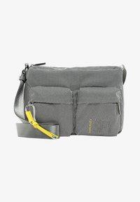SURI FREY - Across body bag - lightgrey - 1