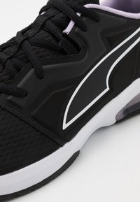 Puma - LVL-UP XT  - Scarpe da fitness - black/light lavender - 5