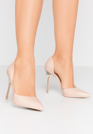 DEVANNA - Klassiska pumps - bone