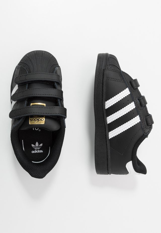 SUPERSTAR - Baskets basses - core black/footwear white
