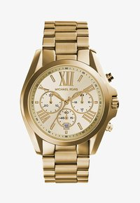 Michael Kors - BRADSHAW - Chronograaf - gold-coloured - 1