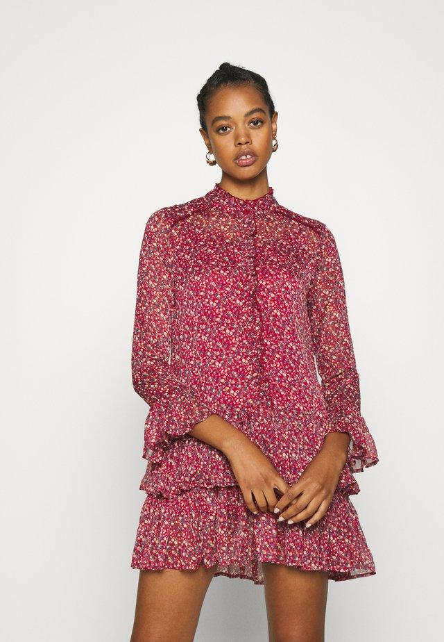 DIANA - Skjortklänning - multi