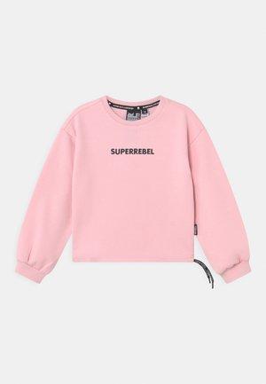 SPOOF - Long sleeved top - chalk pink