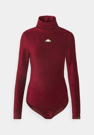 LOISA - Long sleeved top - burgundy