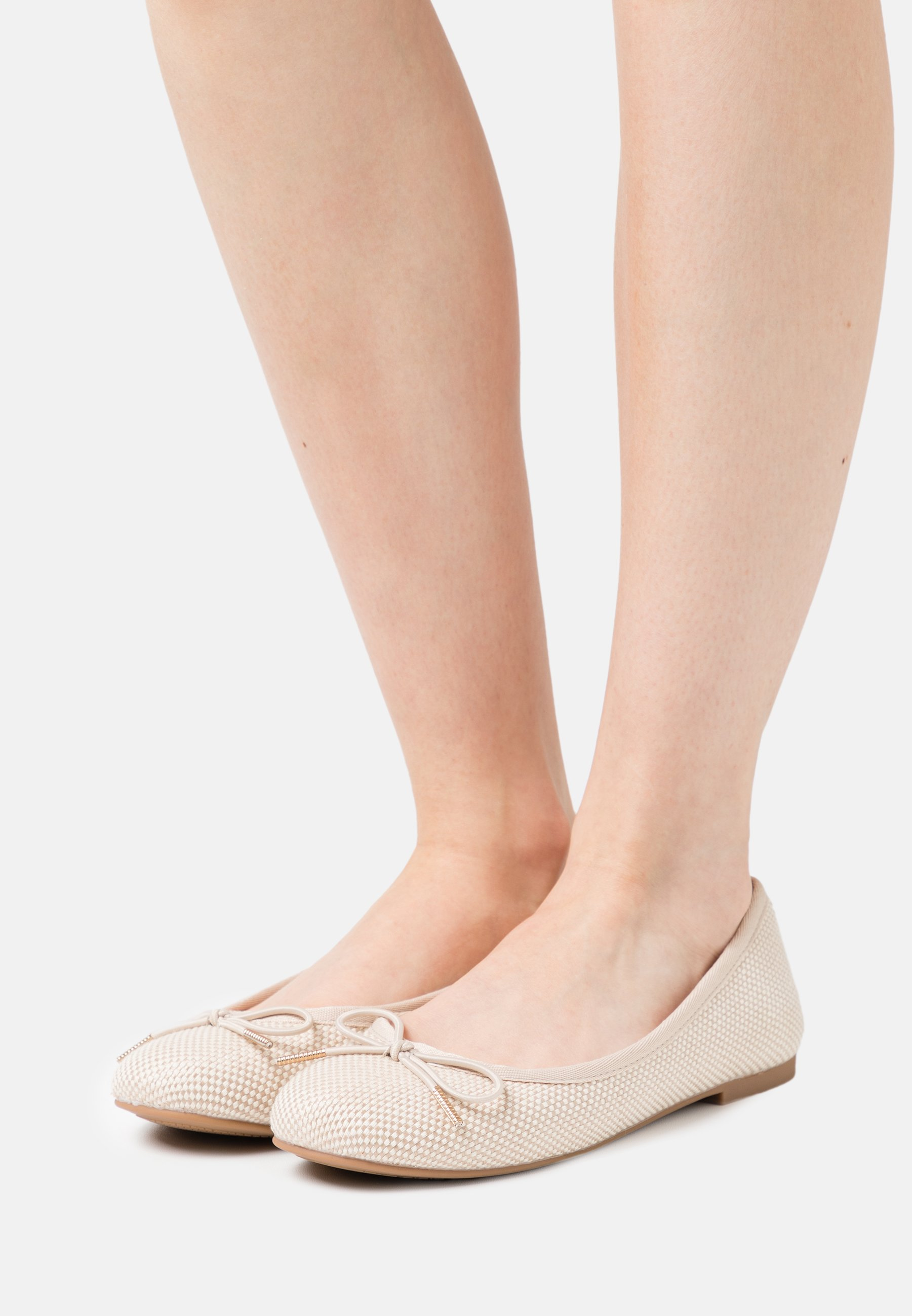 Women Ballet pumps - beige
