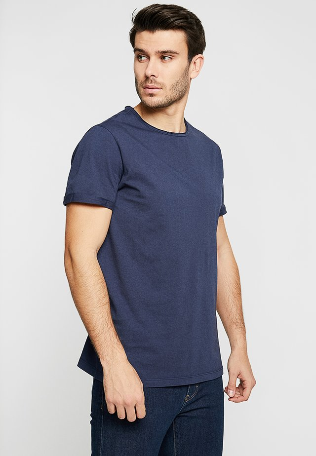 HECTOR - Basic T-shirt - navy